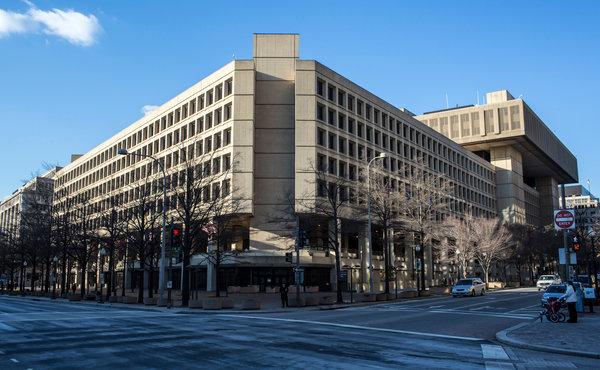 美國聯邦調查局總部大樓以曾經擔任37年局長的約翰·埃德加·胡佛為名。