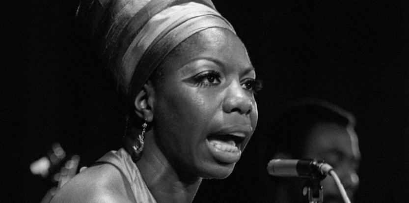 「爵士是白人對黑人音樂的用詞,我稱我的音樂為黑人古典樂。」-妮娜‧西蒙